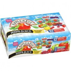 Apple & Eve Assorted 100% Juice