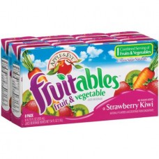 Apple & Eve Fruitables Strawberry Kiwi Fruit & Vegetable Juice