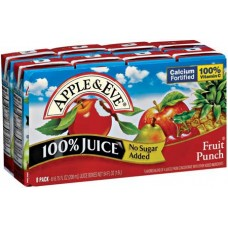 Apple & Eve Fruit Punch Juice box
