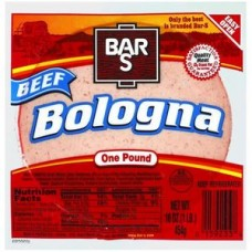 Bar-S Foods Beef Bologna