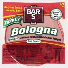 Bar-S: Turkey Bologna
