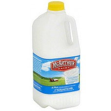 McArthur 2% Milk Reduced Fat