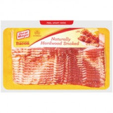 Oscar Mayer Naturally Hardwood Smoked Bacon, 12 oz