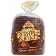 Arnold Pumper Nickel Bread