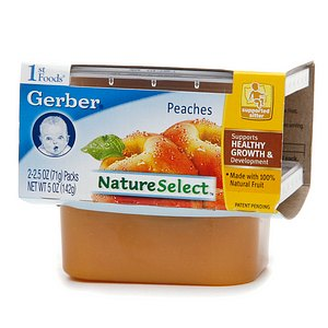 Gerber® 2nd Foods® offers new tastes and ingredient combinations to encourage babies eating developments.