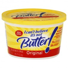 I Can't Believe It's Not Butter! Original 58% Vegetable Oil Spread 15 oz