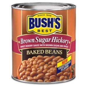Bush's Best Brown Sugar Hickory Baked Beans 16 oz