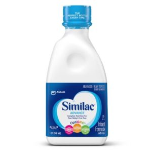 Similac Advance Infant Formula with Iron, Ready to Feed