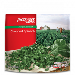 Pictsweet Farms Simple Harvest 12 oz. Chopped Spinach